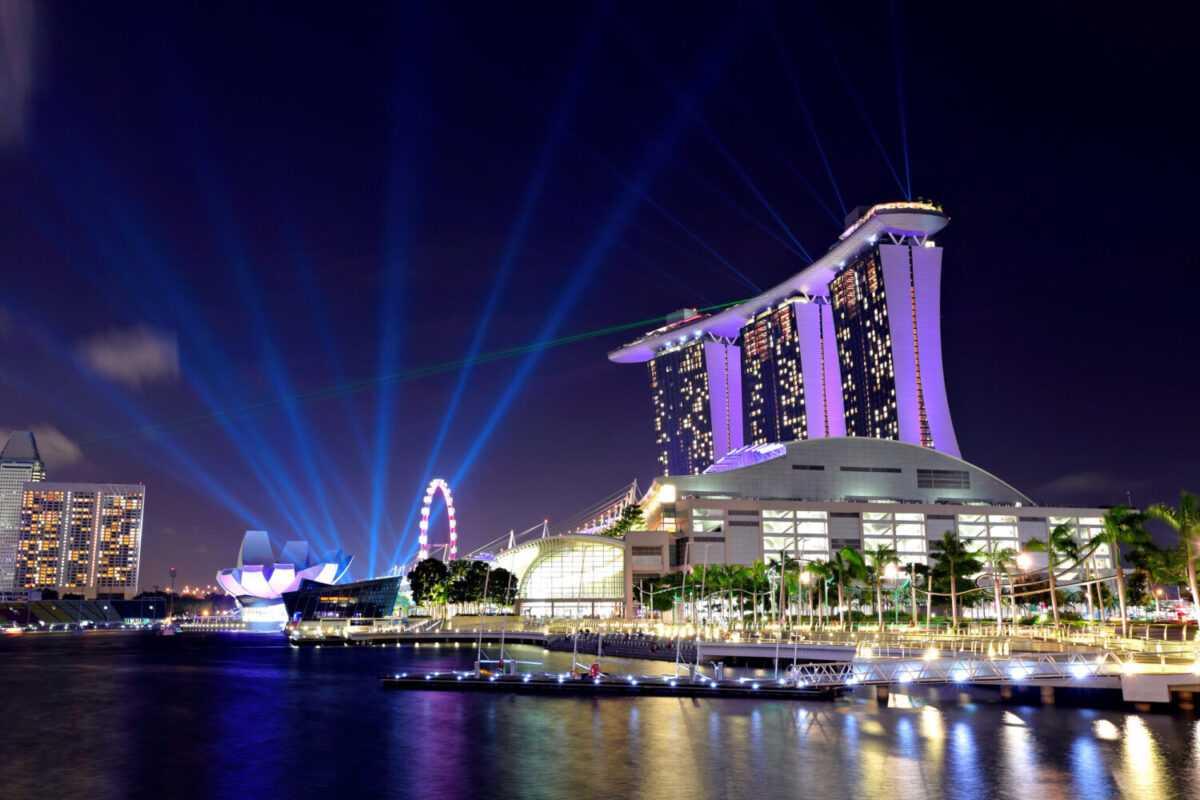 singapore28129 - Что делает Сингапур вторым после Лондона городом для ведения бизнеса?