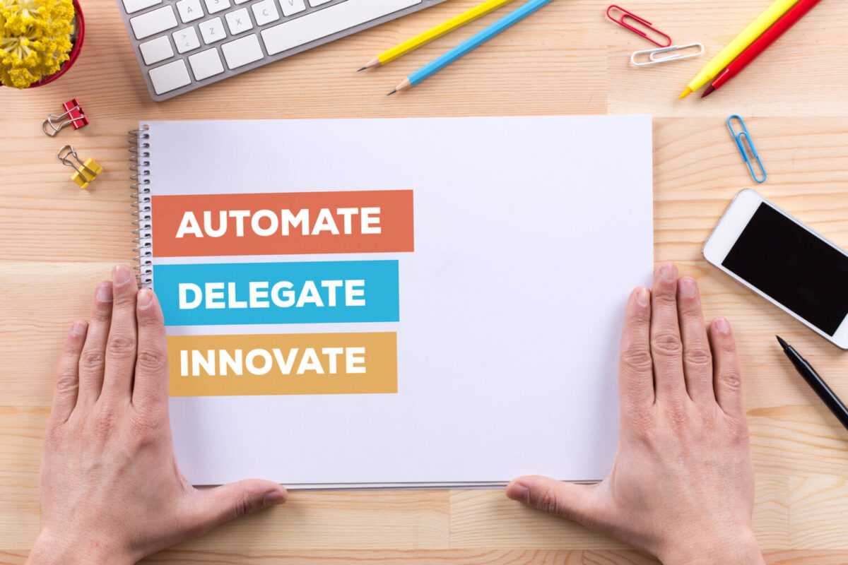 Depositphotos 142330180 l 2015 - 5 Ways to Automate your Business.