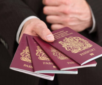 second passport 360x300 - How to obtain second passport and second citizenship?