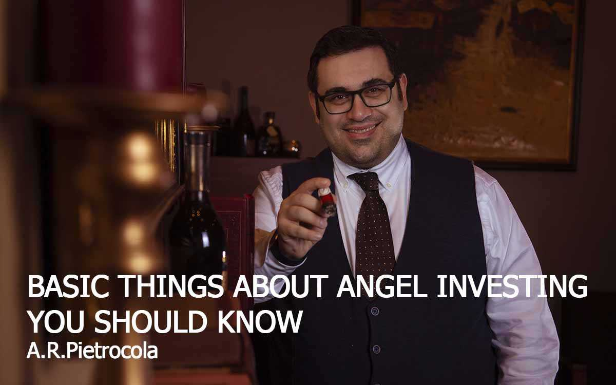 NHRbusiness - Basic things about Angel Investing you should know