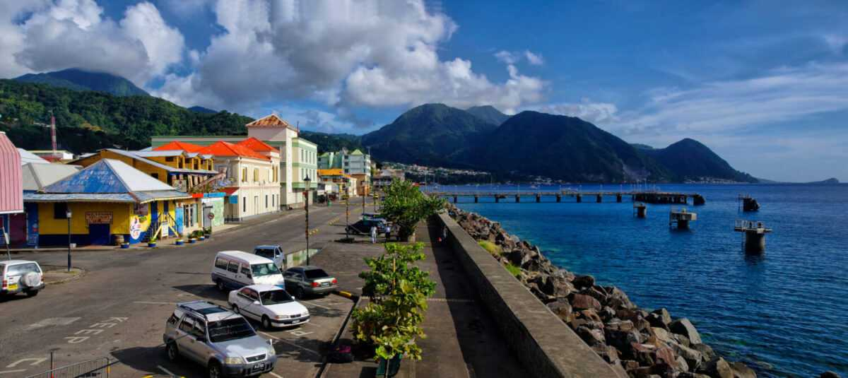 dominica roseau 1 - The Bootstrapper's Guide to set up an Offshore Bank Licence in Dominica