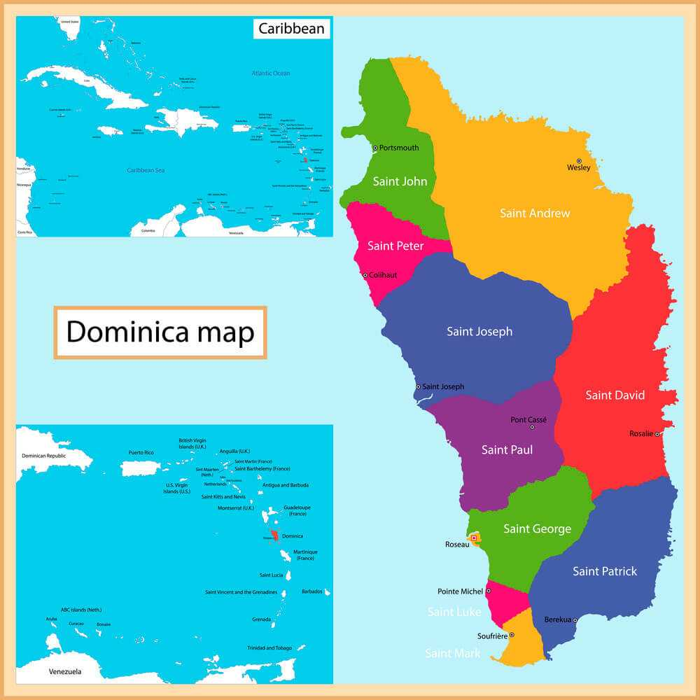 dominicamaps 1 - The Bootstrapper's Guide to set up an Offshore Bank Licence in Dominica