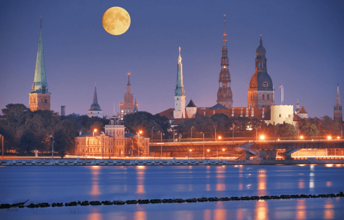 latvia night 1 - The Bootstrapper's Guide to Set up Your Holding in Latvia
