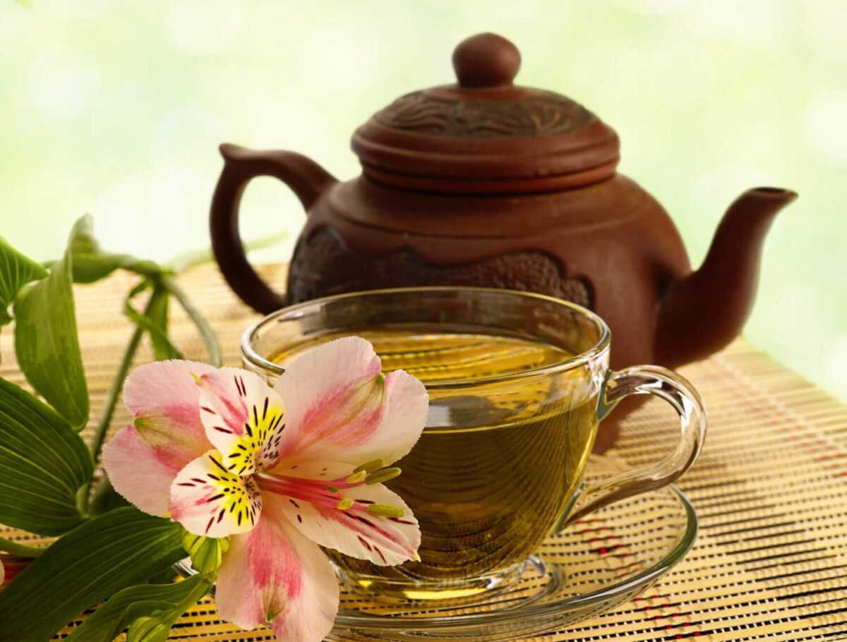 tea 1 scaled - How to boost your immune system