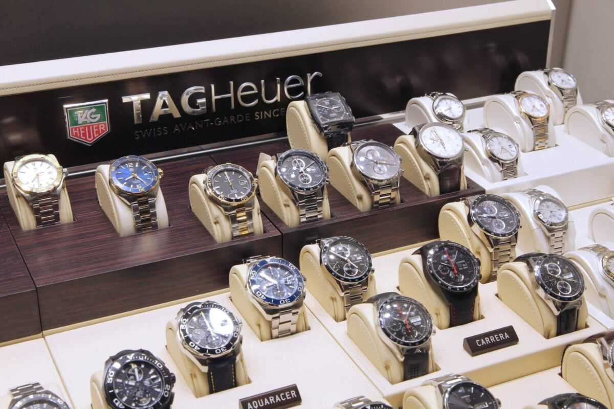 tag heuer - The watch guide