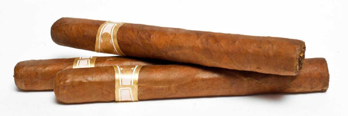 three cigars - How to choose a cigar