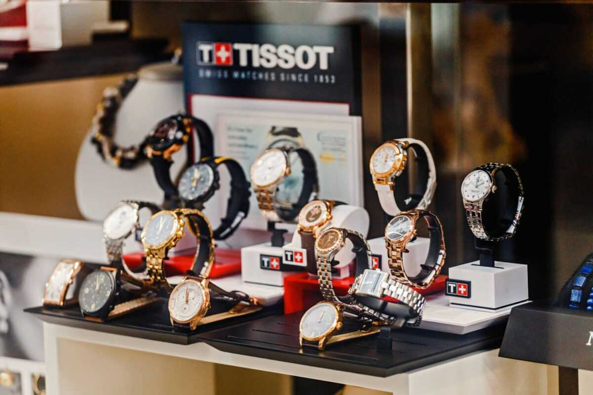 tissot - The watch guide
