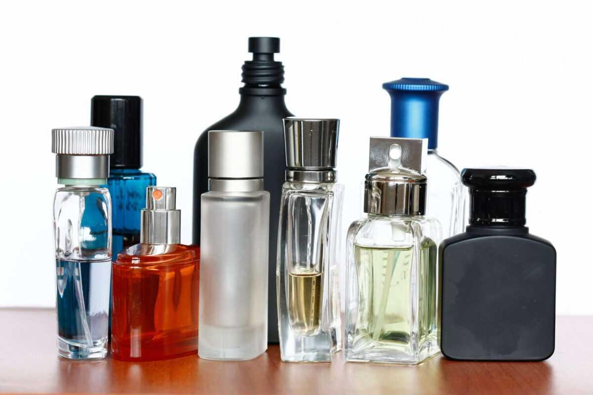fragrance concentrations  scaled - 5 fragrances for gentlemen