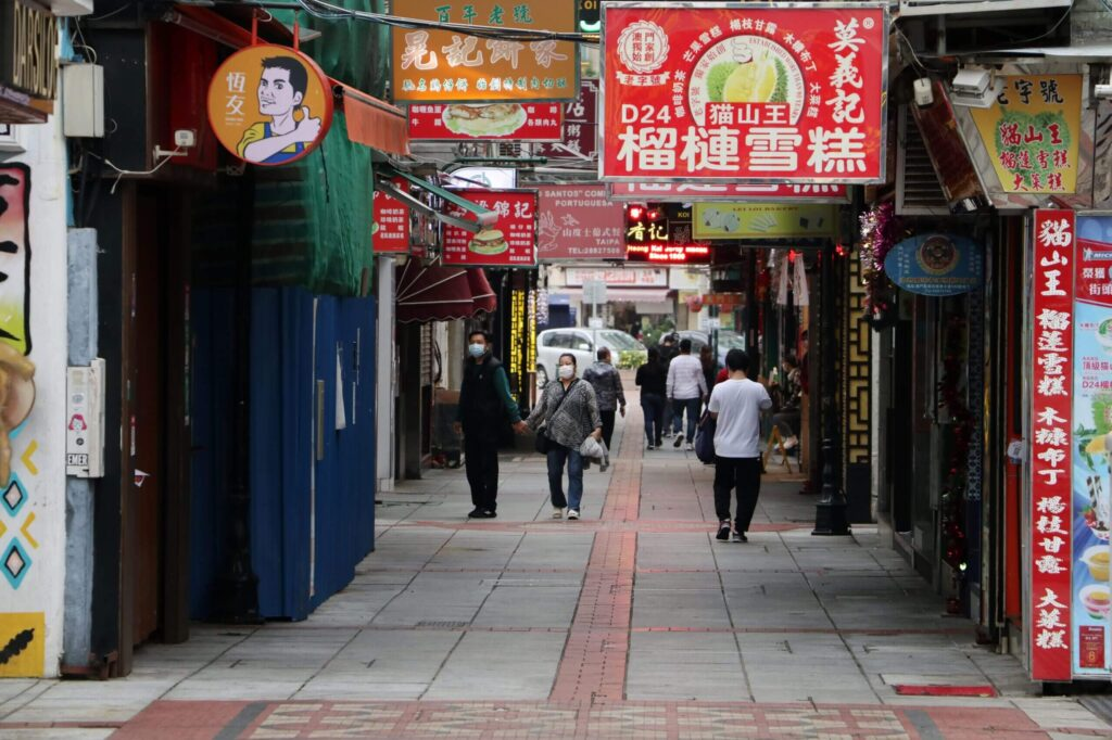 macau photo agency jwwpnil9z9q unsplash scaled 1024x682 - Рост экономики Китая составляет более 3% после эпидемии