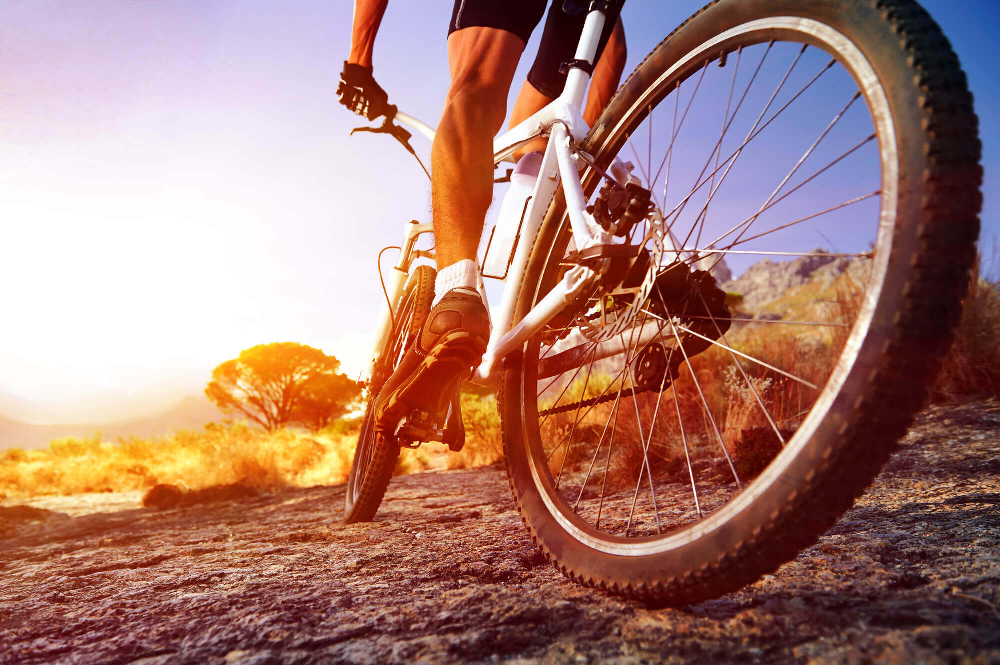 bicycle - 7 best workouts for men