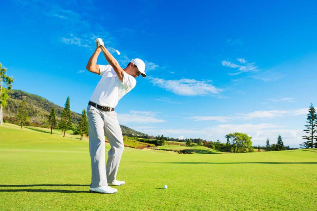 golf - Топ лучших мест Риги