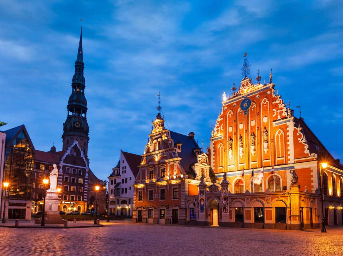 riga 1 - Riga city guide.<br/>The best of the Latvian Capital