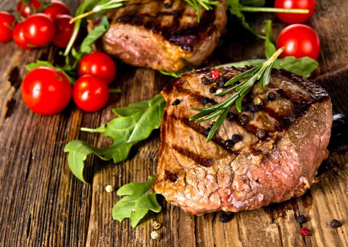 steak - Топ лучших мест Риги
