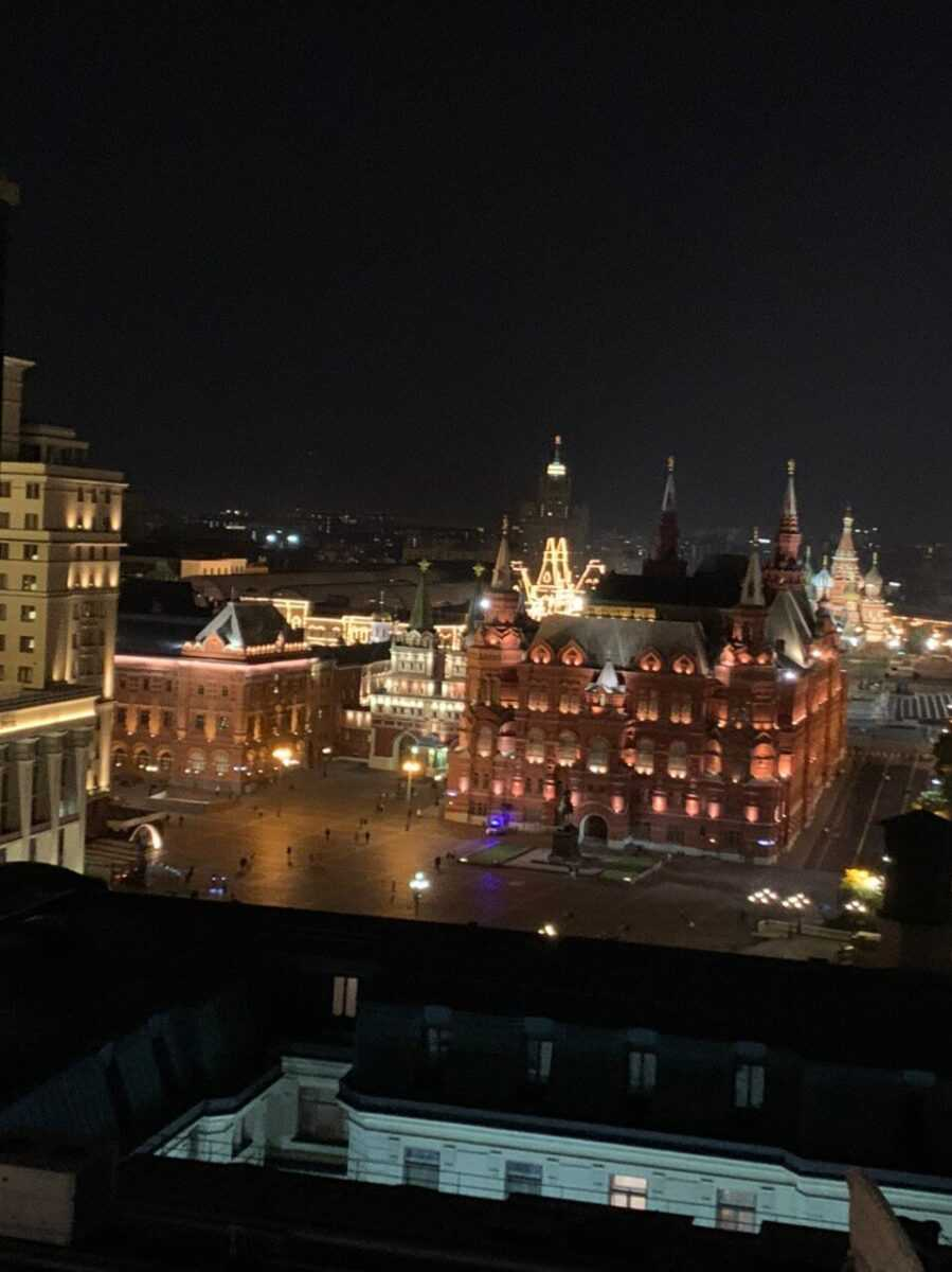 terrace - Moscow City Guide