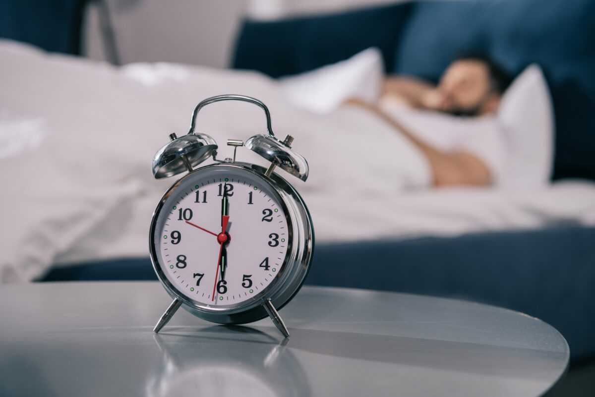6 ways to improve your sleep