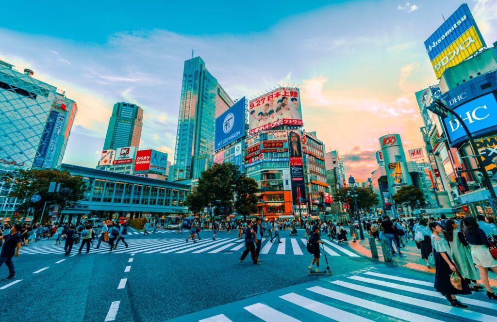 jezael melgoza cudnrzbsyzw unsplash scaled 1024x664 - Tokyo: a city of innovation